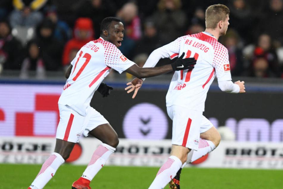 RB Leipzig muss beim Spiel gegen Hannover 96 vermutlich auf einige Top-Spieler verzichten.