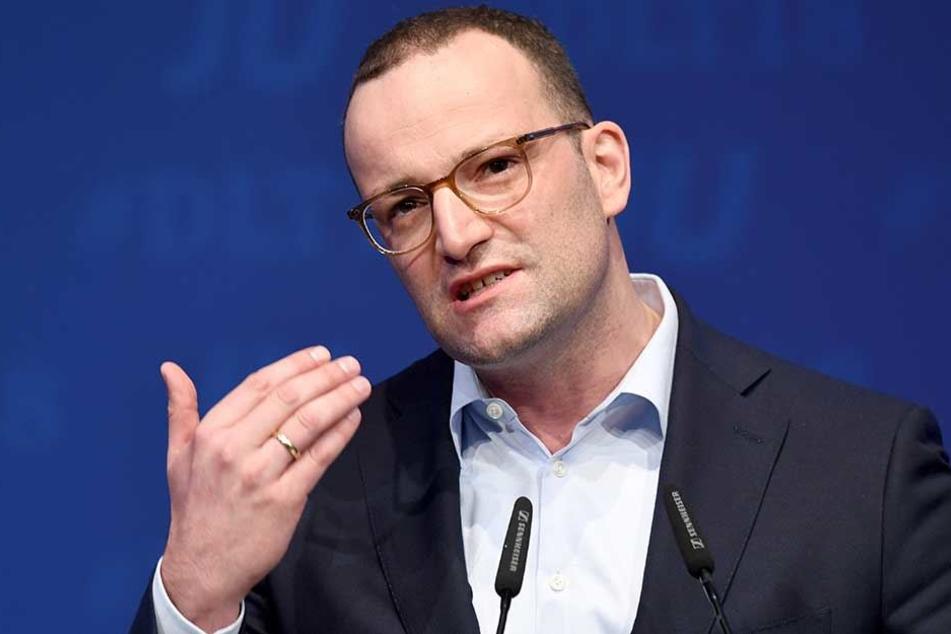 Bundesgesundheitsminister Jens Spahn hat angekündigt, für den Parteivorsitz zu kandidieren.