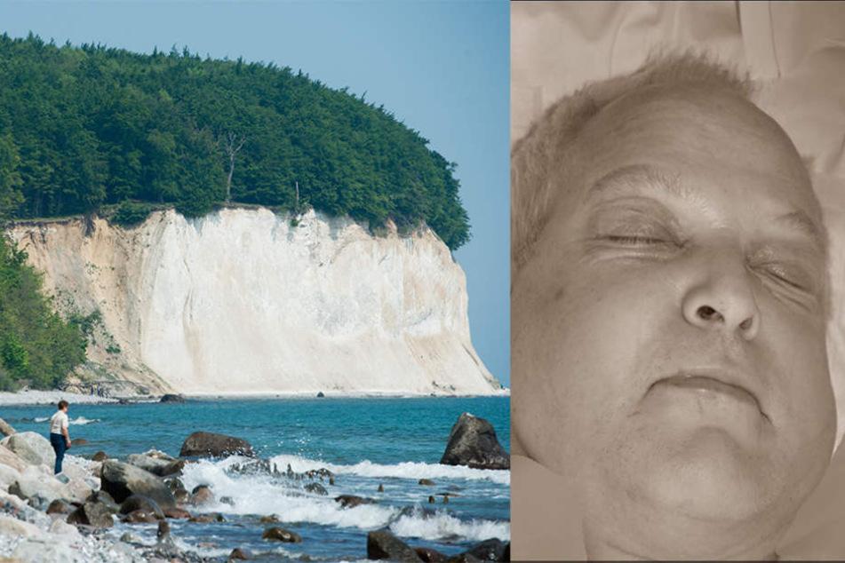 Tod im Ostsee-Paradies! Wer kennt diesen Mann?