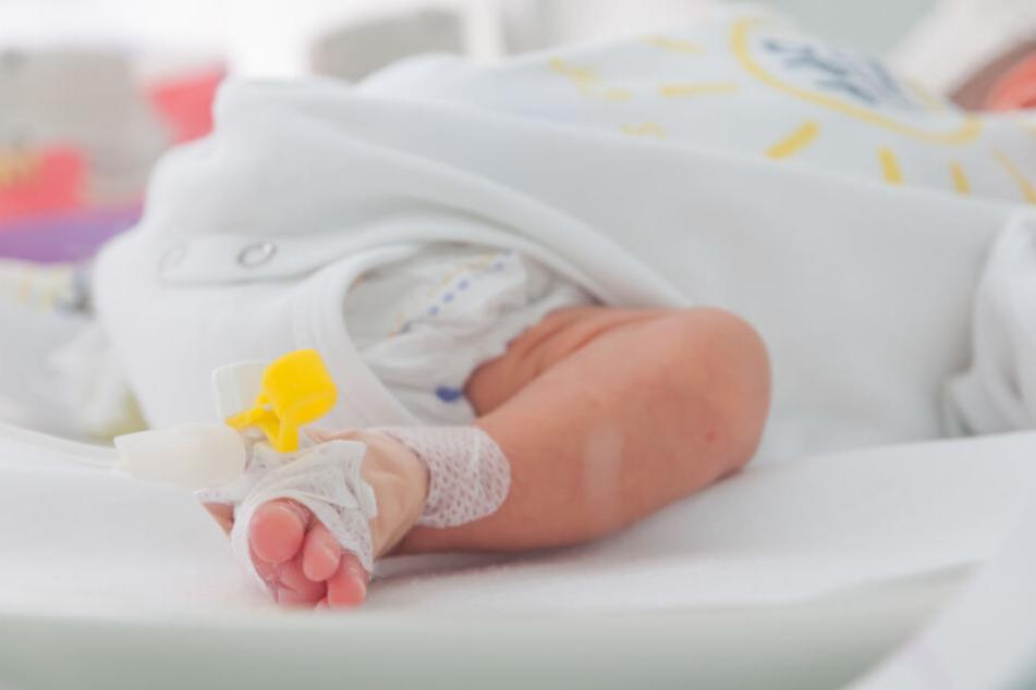 Die Angeklagte berichtete über die Geburt ihres Sohnes in Mossul (Symbolbild).