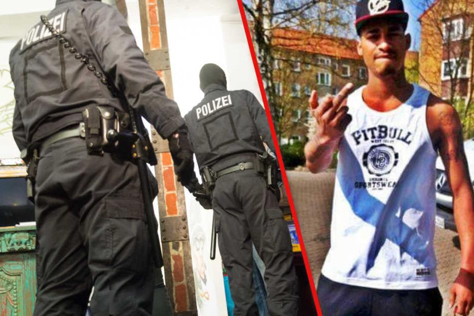 """""""Hurensöhne!"""": Rapper Maxwell legt sich wieder mit der Polizei an"""