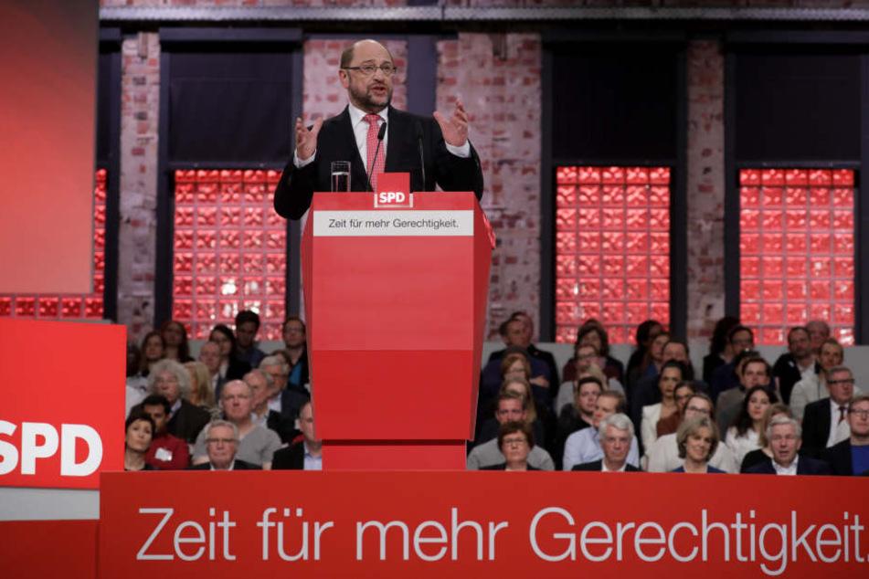 Schulz war von 2012 bis 2017 Präsident der EU-Volksvertreter.