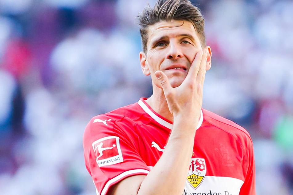 Im Januar 2018 kehrte er ins Schwabenland zurück: Mario Gomez.