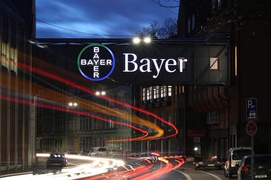 Weil Monsanto vor Gericht verlor, sackte der Bayer-Aktienwert am Mittwoch ab.