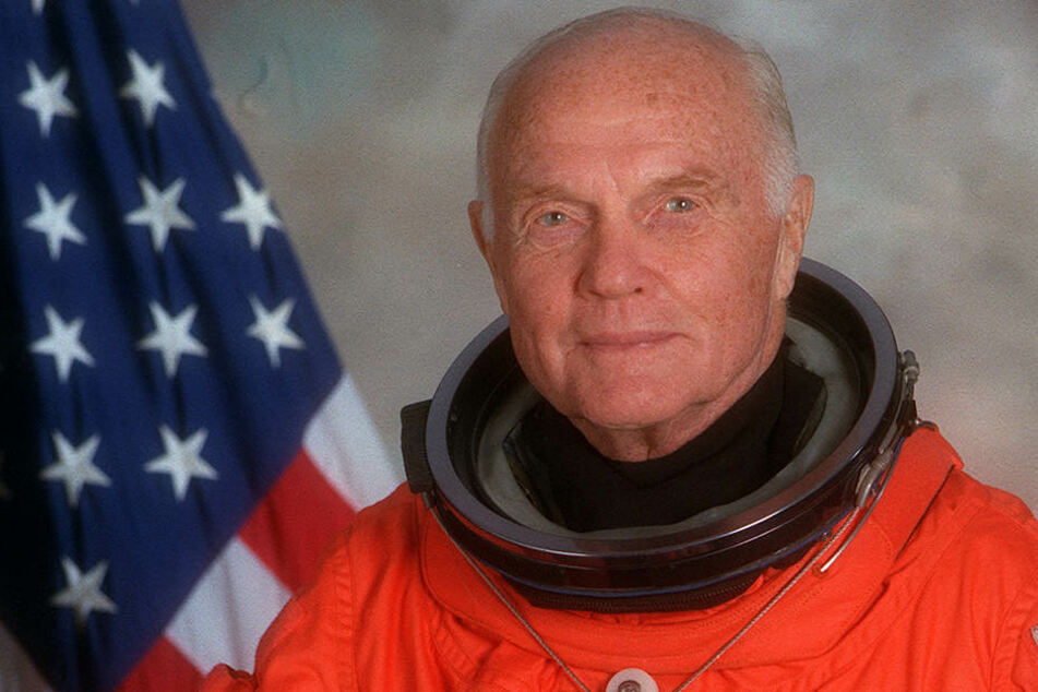 Trauer um Astronaut John Glenn