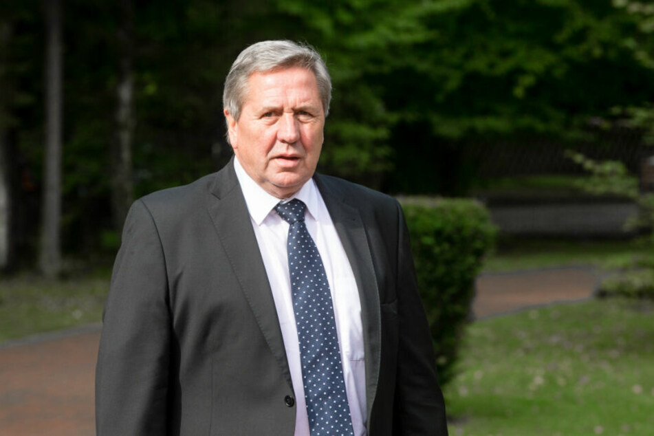 CDU-Politiker Hans-Jörn Arp muss sich vor Gericht verantworten.
