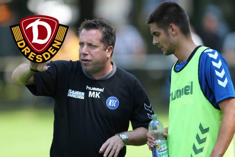 """Nazarov über Dynamo-Coach Kauczinski: """"Er ist ein super Trainer"""""""