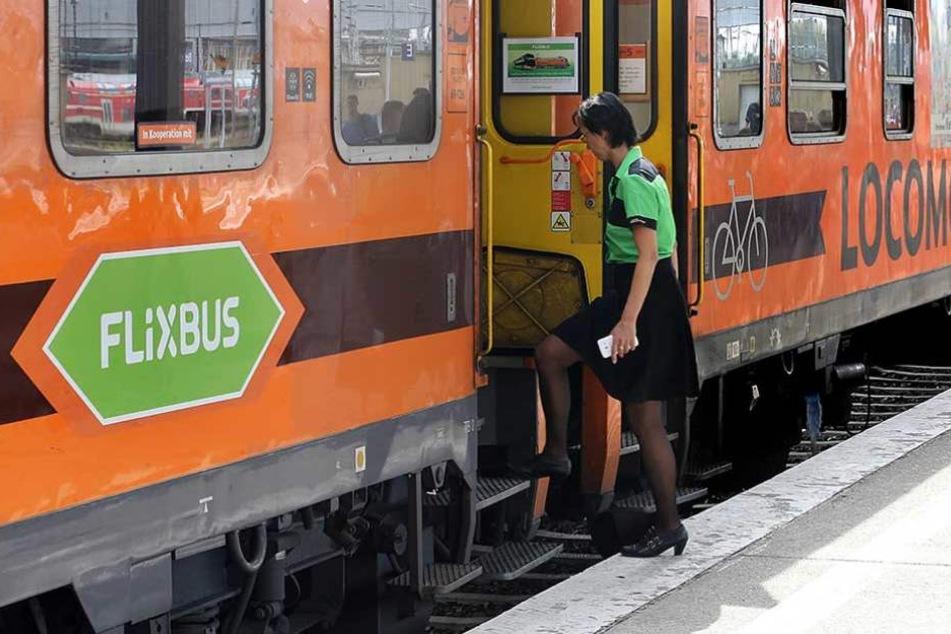 Seit August fährt Locomore für Flixbus von Berlin nach Stuttgart.