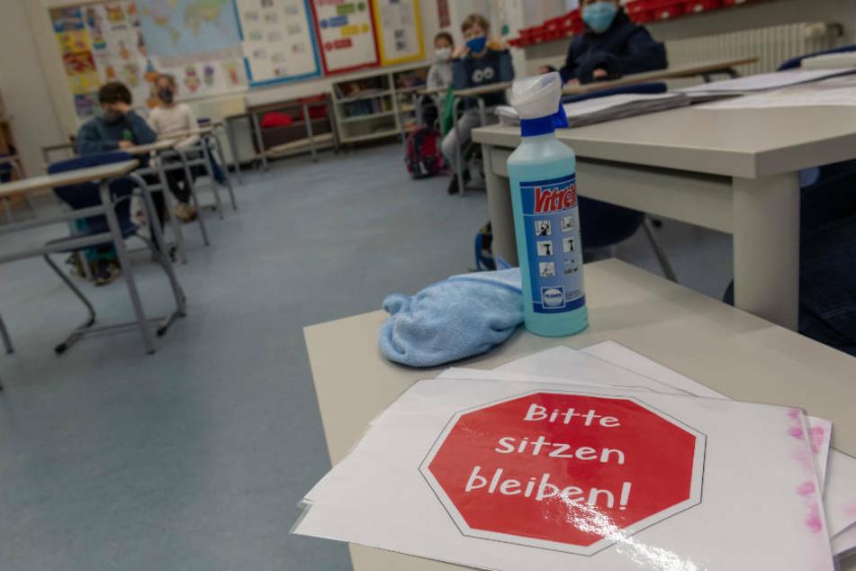 In anderen Bundesländern, wie hier in Bayern, sind die Viertklässler bereits am vergangenen Montag (11. Mai) in die Schulen zurückgekehrt.