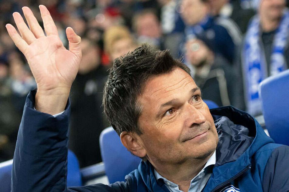 Spätestens im Sommer wird sich Christian Heidel (55) von Schalke verabschieden.