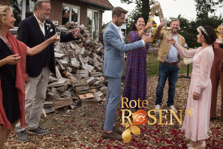 """Emotionaler Abschied bei """"Rote Rosen"""": Sie verlassen Lüneburg"""