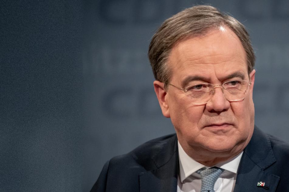 Nach US-Kapitol-Sturm: Laschet ruft zur Verteidigung der Demokratie in Deutschland auf
