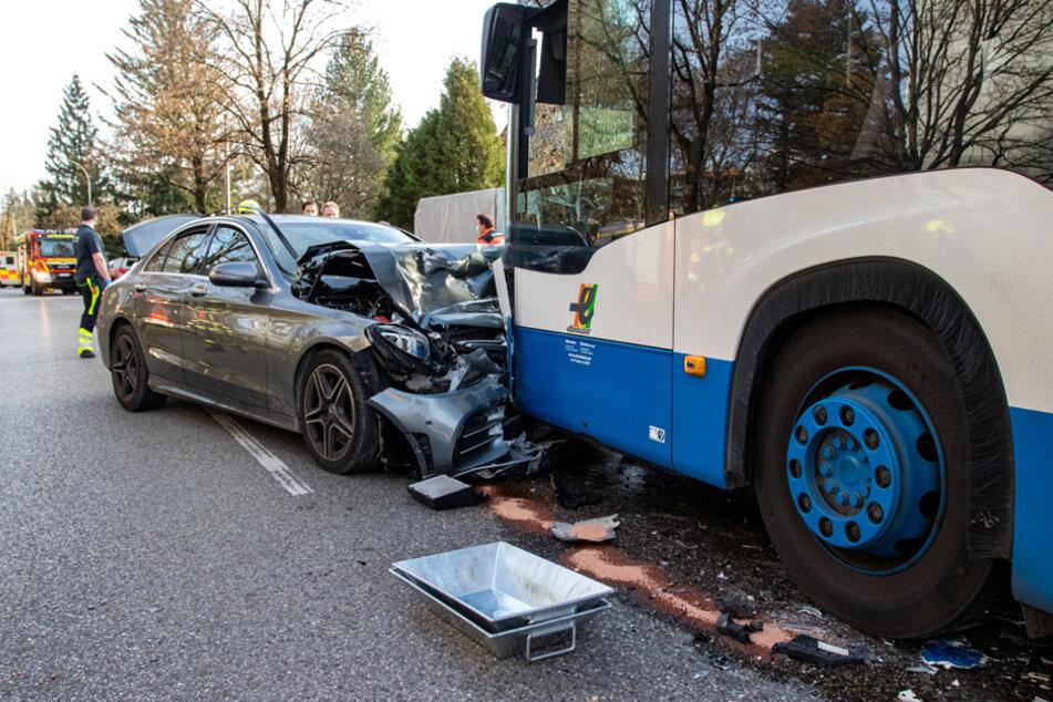Vermutlich war ein epileptischer Schock Grund für den Unfall.