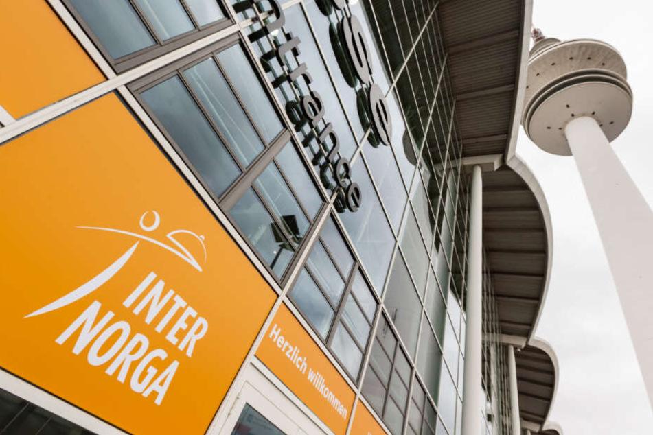 """Die Messe """"Internorga"""" sollte in Hamburg am 13. März starten."""