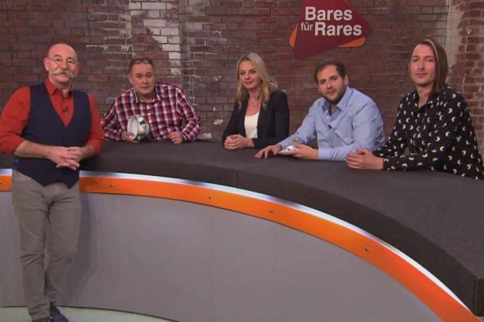Bares für Rares: Das hatte keiner erwartet! Sensations-Fund mit Weitblick bei Bares für Rares
