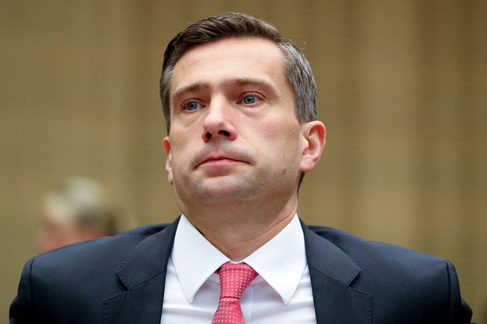 Sachsens Wirtschaftsminister Martin Dulig (SPD) musste bereits den Einbruch des Handels mit Großbritannien verkünden.