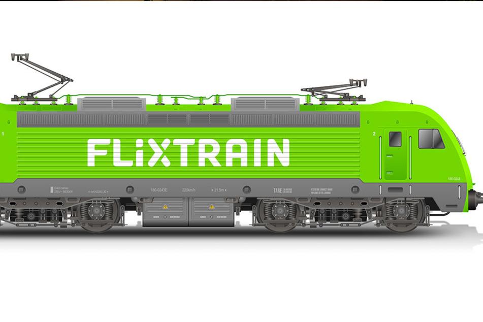 Flixbus steigt mit Flixtrain nach einer mehrmonatigen Testphase in den Bahnverkehr ein.