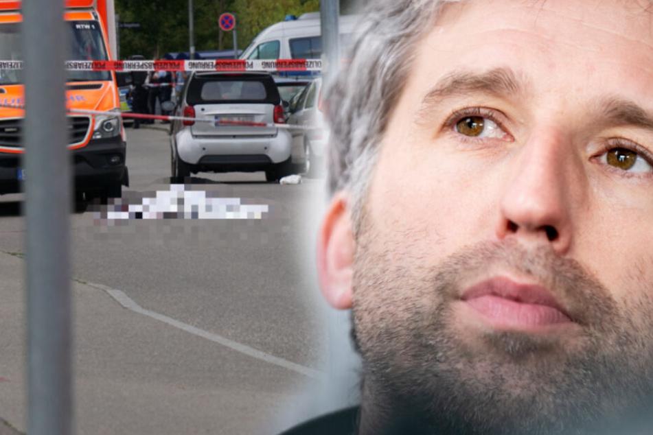 Nach Schwert-Mord von Stuttgart: Das fordert Boris Palmer für gewaltbereite Flüchtlinge