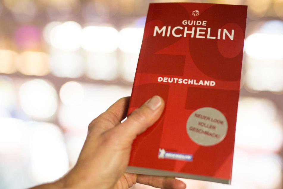 """Wird mit Spannung erwartet: der """"Guide Michelin""""."""