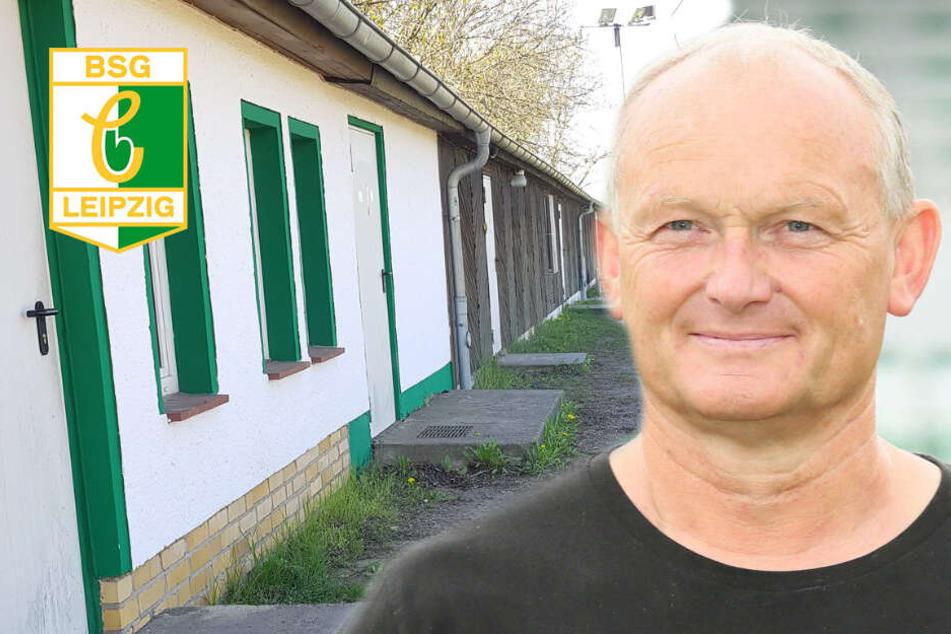 Forderung der Stadt! Chemie Leipzig soll Gebäude abreißen