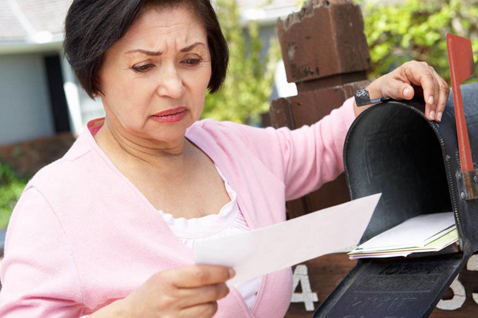 Wegen ihrer Postleitzahl wird für diese Mieter jeder Tag zum Alptraum