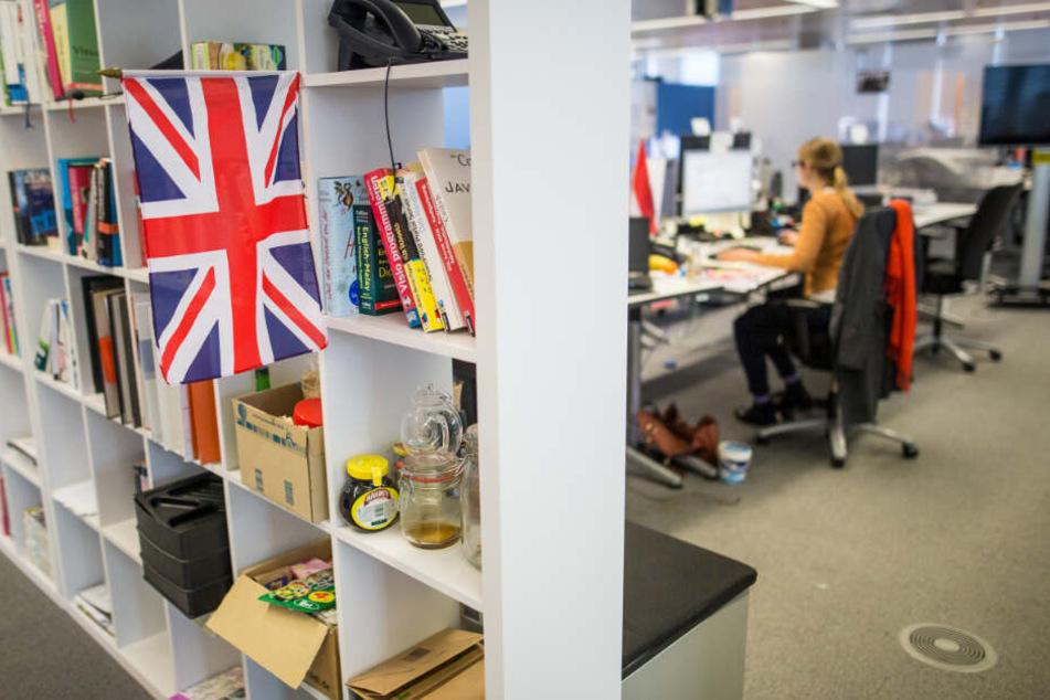 Bei Teamviewer arbeiten Menschen aus zahlreichen Nationen. (Archiv)