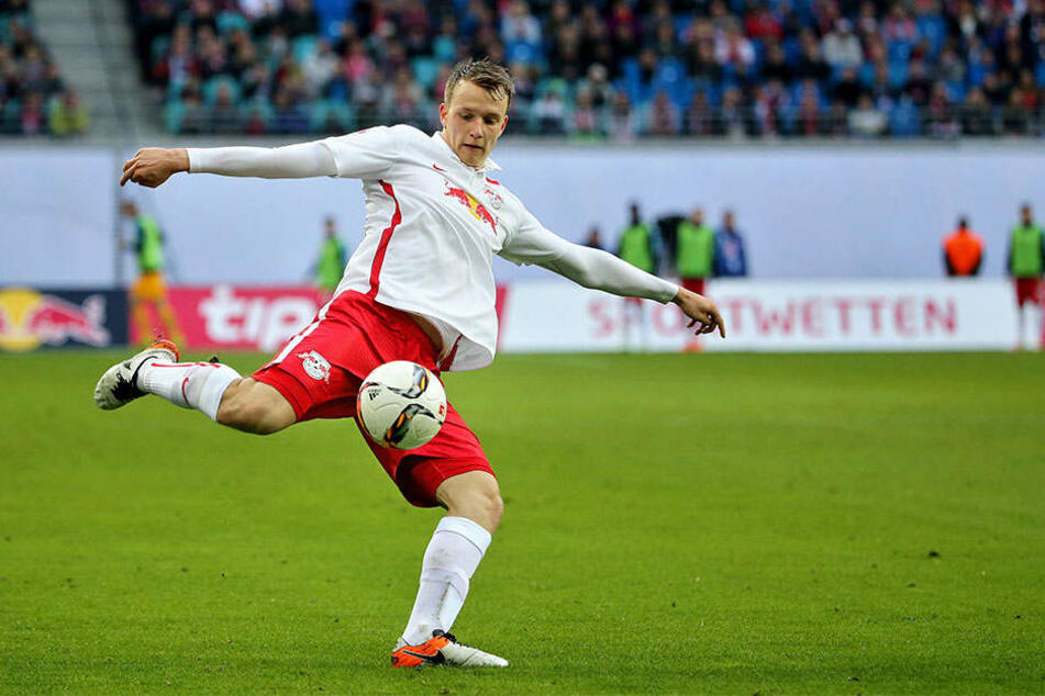 Lukas Klostermann (20) ist nach einer Verletzung noch nicht wieder ganz auf der Höhe.