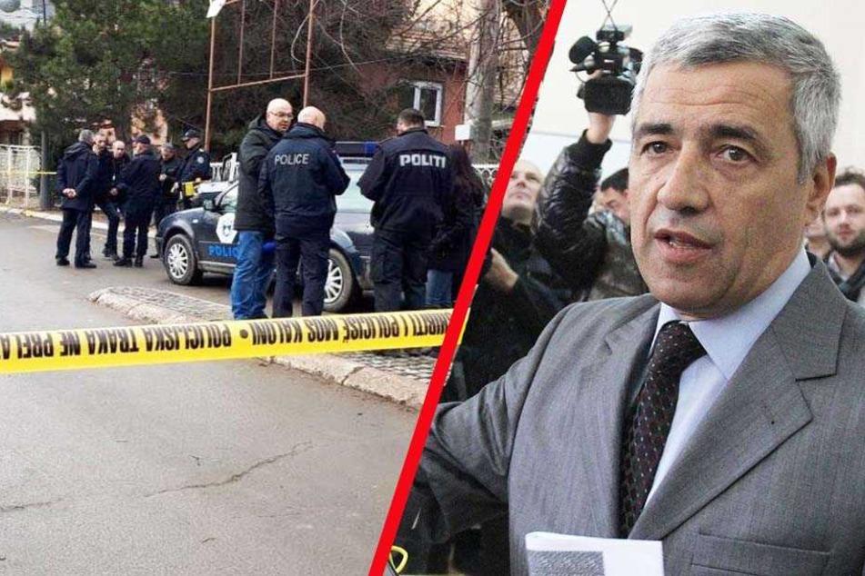 Blutiges Attentat! Serbischer Politiker im Kosovo erschossen