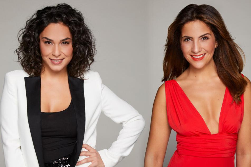 Es sind Gamze Senol (26, l.) und Chryssanthi Kavazi (30).