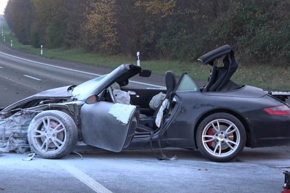 Das Auto konnte gelöscht werden.