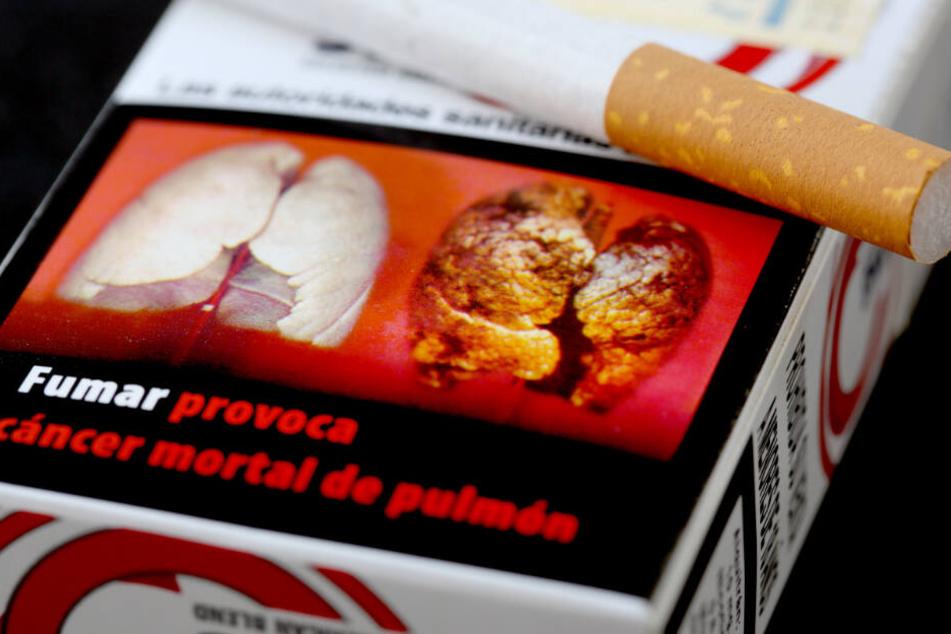 Der Grund des Streits war eine Schachtel Zigaretten. (Symbolbild)