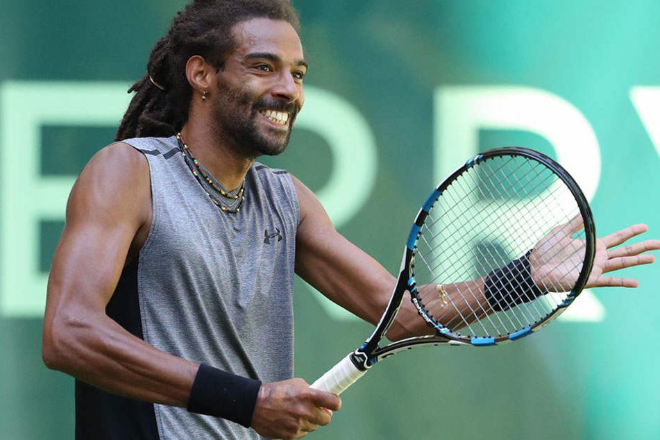 Tennisprofis Brown und Kohlschreiber in Halle weiter