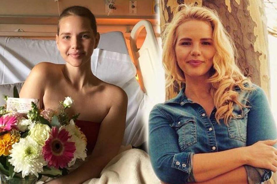Sie wollte anderen Frauen Mut machen: Model (30) stirbt an Krebs
