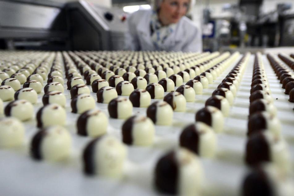 Drei Aktionäre der Halloren Schokoladenfabrik AG ziehen gegen das Unternehmen vor Gericht. Mit dabei: Katjes International.