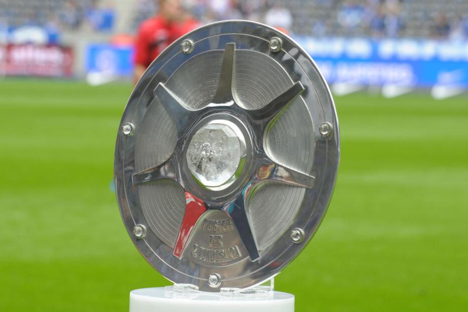Am Sonntag erhält der 1. FC Köln die Schale als Zweitligameister 2018/19.
