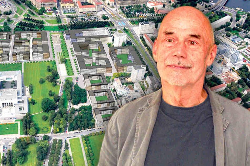 3000 neue Wohnungen für Dresden! Hier entsteht eine Stadt in der Stadt