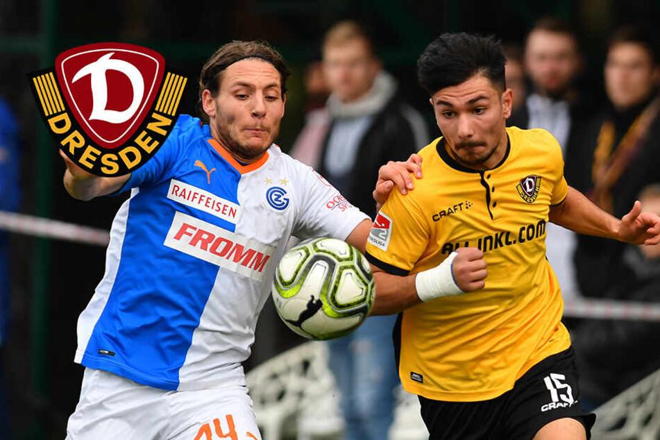 """Dynamo torlos gegen Schweizer Clubs: """"Das Salz in der Suppe hat noch gefehlt"""""""