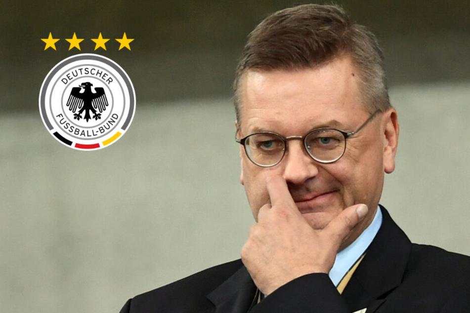 Eklat vor FIFA-Treffen: DFB-Boss Grindel bricht Interview ab