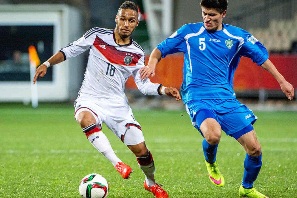 Führte die deutsche U19-Nationalmannschaft zum Europameistertitel 2014: Hany Mukhtar (l.).