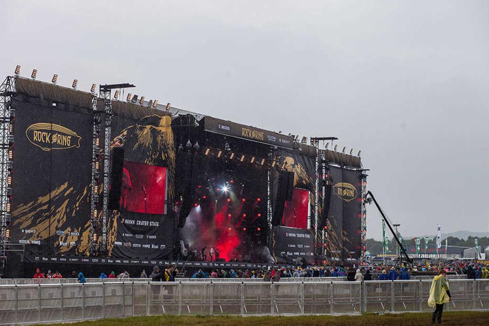 Rock am Ring wird nächstes Jahr wieder am Nürburgring stattfinden.