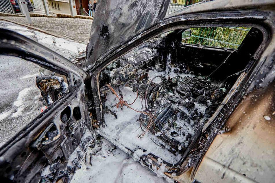 Die Ursache für den Brand ist möglicherweise ein technischer Defekt gewesen.