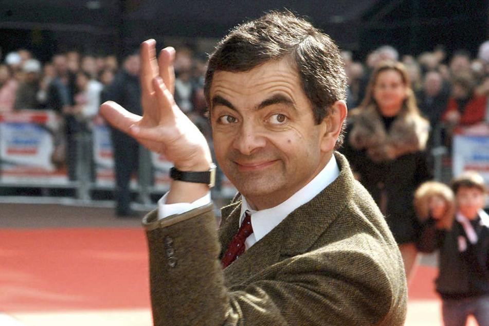 Mr. Bean ist Atkinsons bekannteste Rolle. Zuletzt spielte er sie im Jahr 2007.