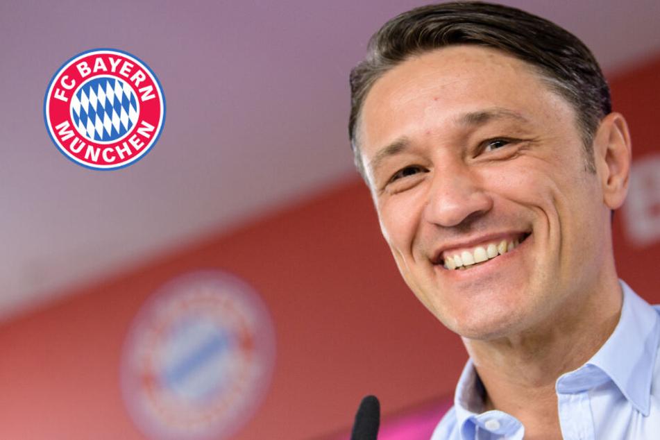 Bayern-Trainer Niko Kovac macht Druck auf Bosse und hat einen Wunschspieler