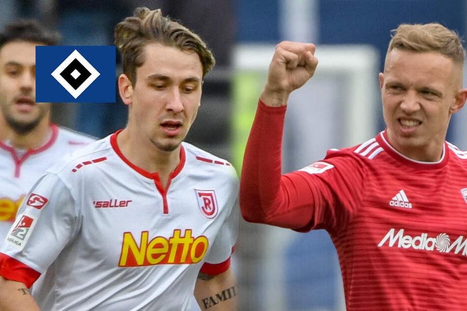 HSV holt sich zwei neue Spieler aus Bayern