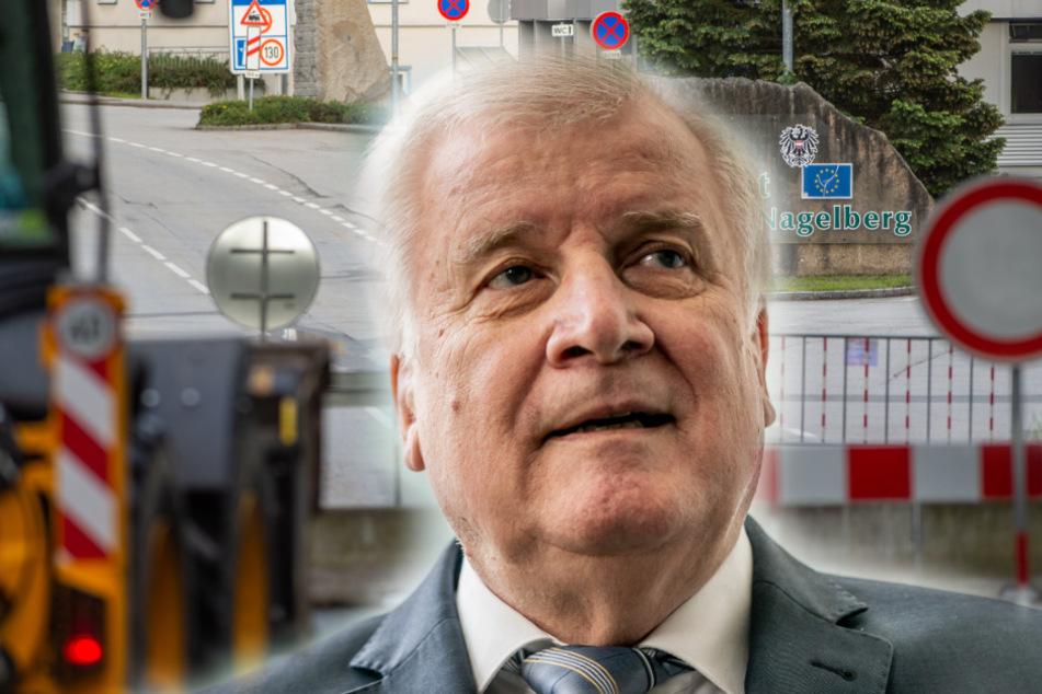 Horst Seehofer (70, CDU).