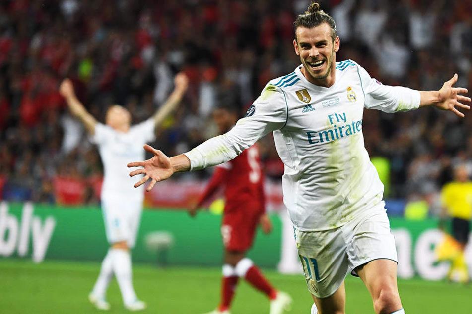 Wundertor! Real Madrid gewinnt die Champions League gegen Klopps Liverpool!