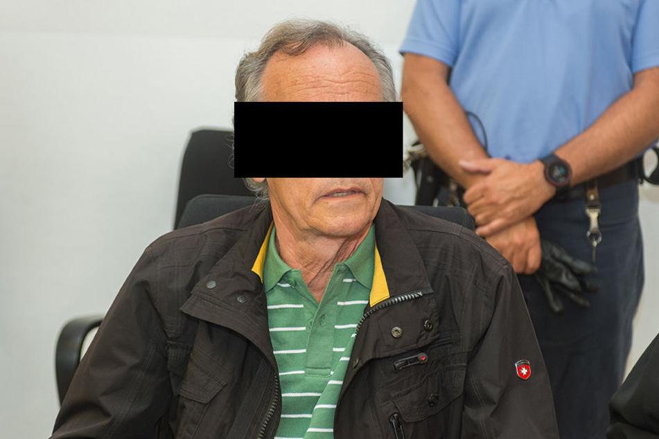 Friedhelm L. (69) muss erneut für lange Zeit hinter Gitter.