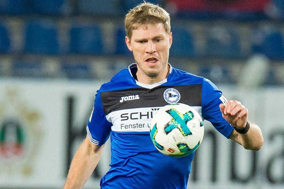 Der 29-Jährige ist aus Bielefeld nicht wegzudenken, er ist Arminias Lebensversicherung.