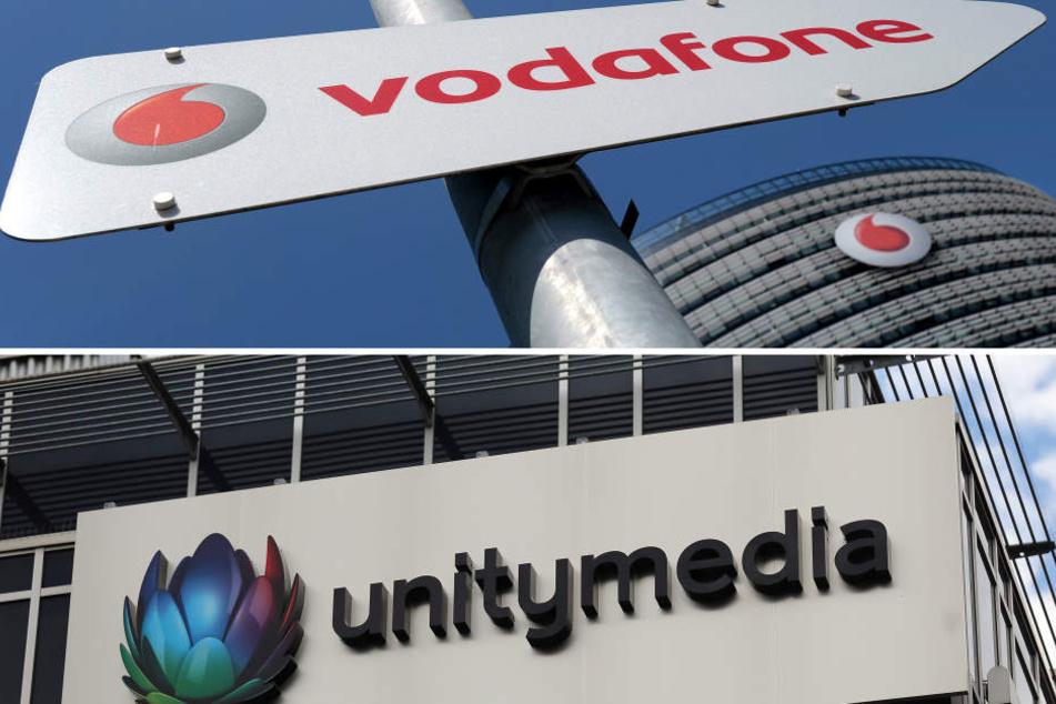 Vodafone steht kurz vor der Übernahme von Unitymedia für 18,4 Milliarden Euro.
