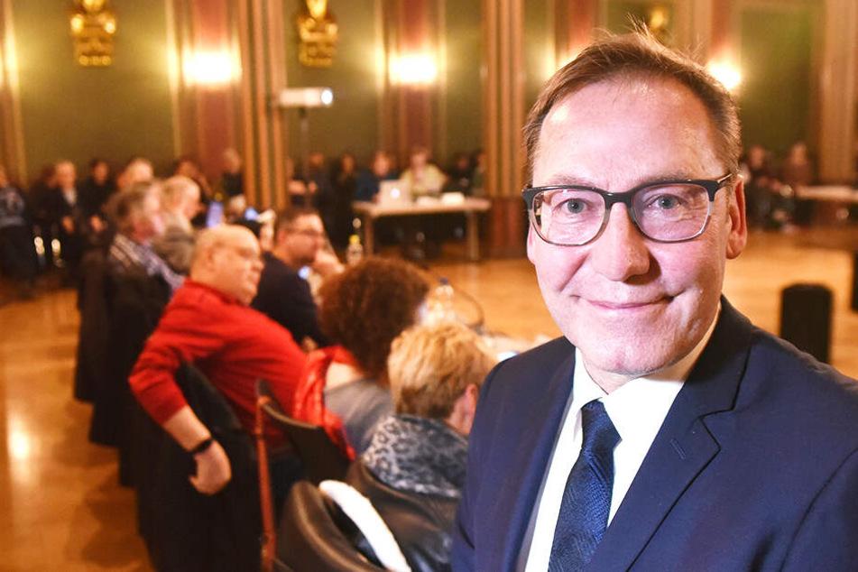 Pass-Posse um Ami-Bürgermeister: Kommt nun ein Sachse zum Zug?